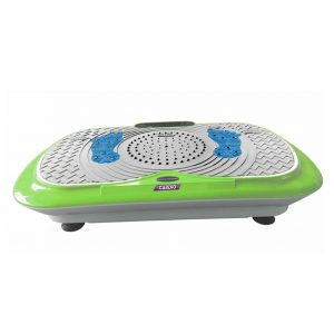 ultra thin vibration plate in green
