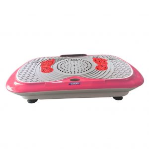 ultra thin vibration plate in pink