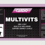 Cardio Shop Multivits