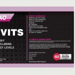 Cardio Shop Multivits