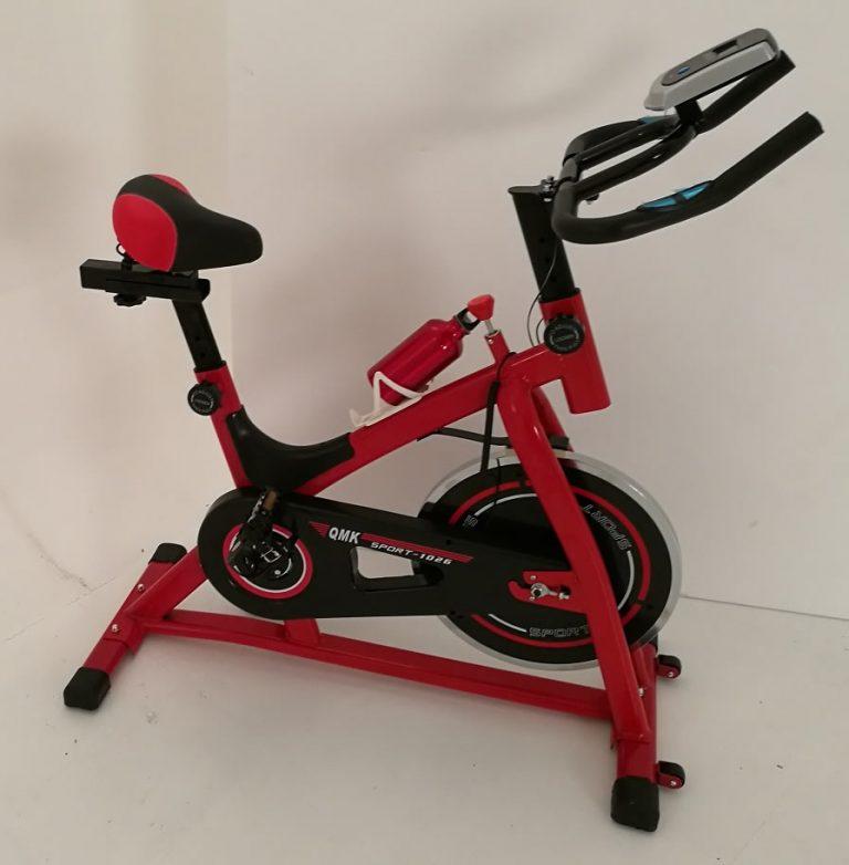 Compact Spin Bike