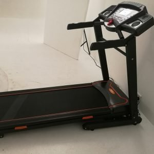 Substantial treadmill with incline for a great home workout